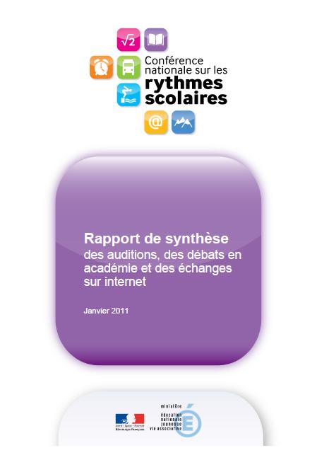 conférence rythmes2011