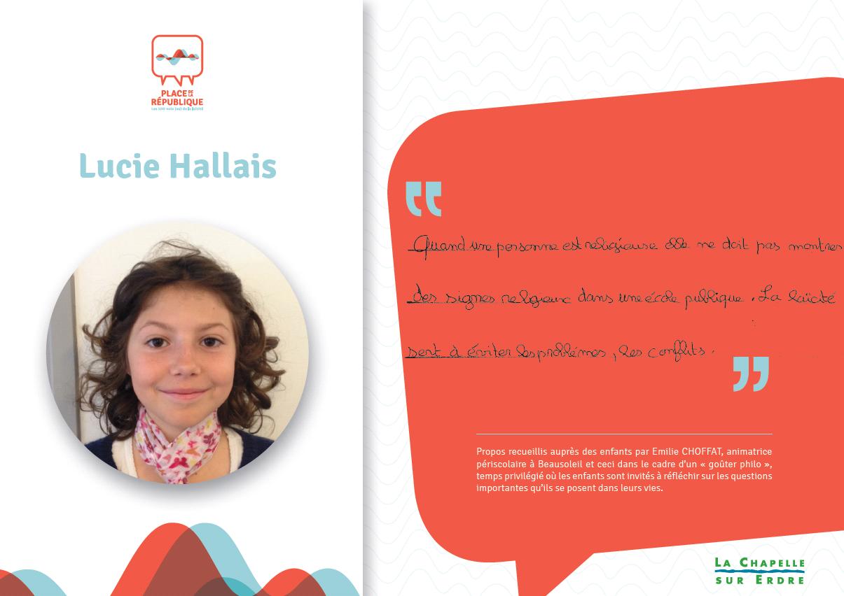 HALLAIS Lucie_fiche témoignagze