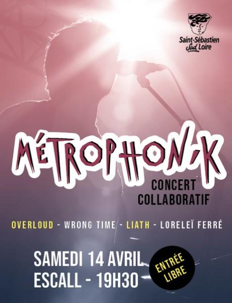 Affiche Metrophonik